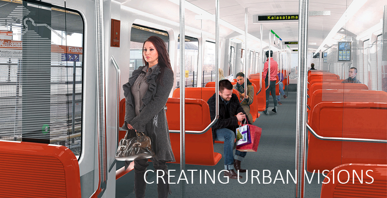 Siemens Urban Transportation vision